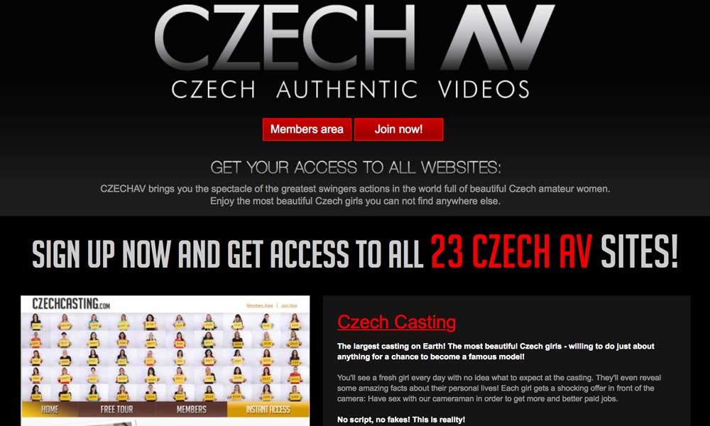 Top porn discount to join czech xxx videos